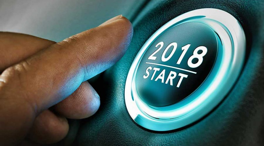 How Will you Start 2018?