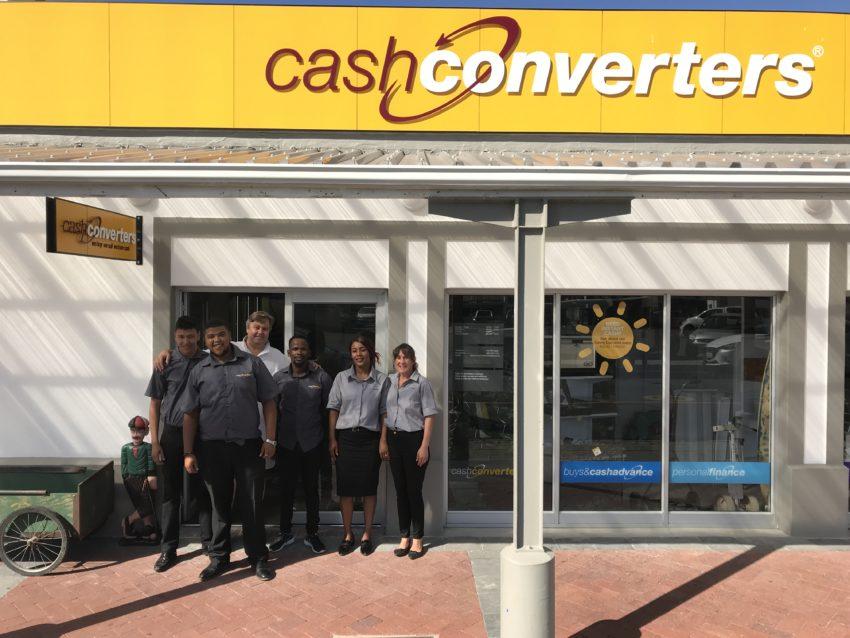 Cash Converters Hermanus team