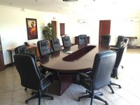 Express Employment Professionals boardroom