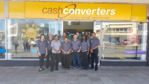 Cash Converters Welkom team