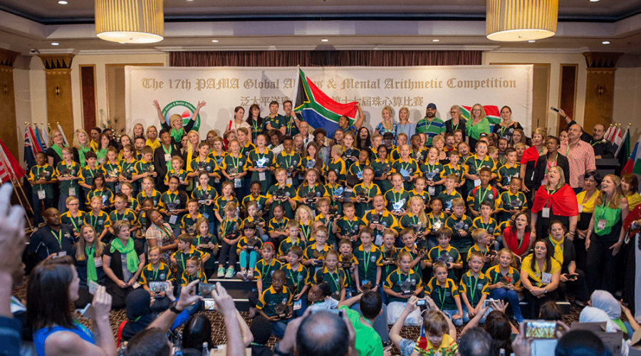 A+ Students Franchise at Global Abacus & Mental Arithmetic Championships