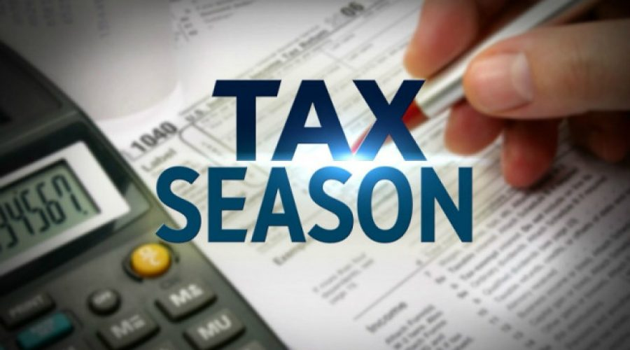 It's Tax Filing Season Again! Are you Ready