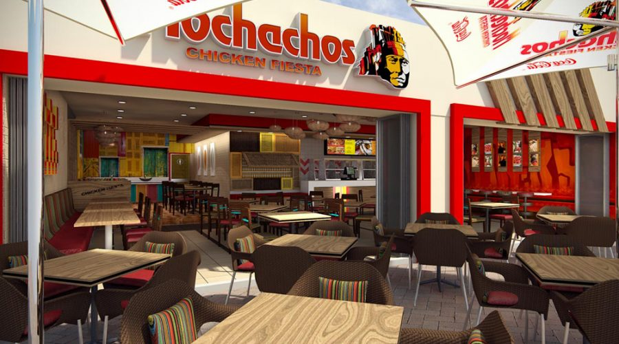 What makes Mochachos a Dominant Leader in the Restaurant Franchise Industry in South Africa?