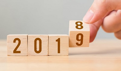 Get ready for 2019