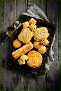 Corner Bakery Pies
