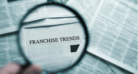 Franchise trends