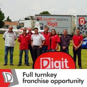 Digit FMS Full Turnkey Franchise Opportunity