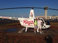 Digit Vehicle Tracking Helicopter Sponsorship