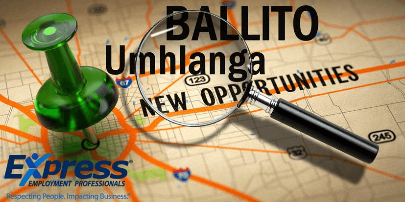 Express Employment Professionals Umhlanga Ballito Opportunity