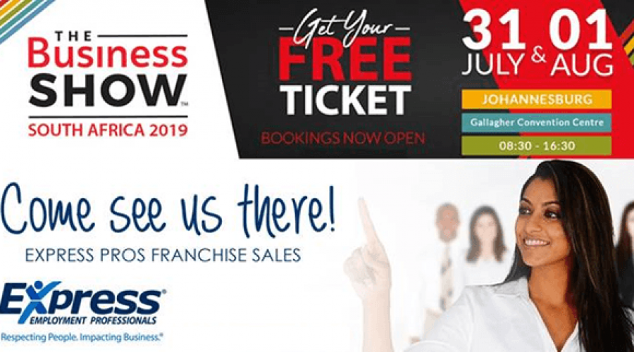 See Express Employment Pros at the Business Show