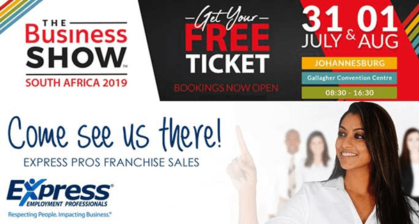 Express Employment The Business Show
