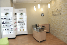 Placecol Skin Care Clinic Kyalami Corner Counter