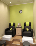 Placecol Skin Care Clinic Kyalami Corner Pedicure Chairs
