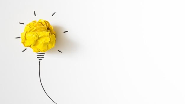 Flower lightbulb idea