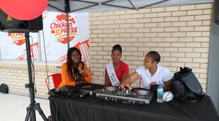 Chicken Xpress FLAVA had the Mbombela Community Dancing!