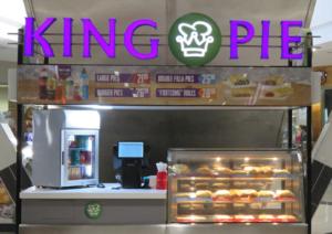 King Pie Mobile Kiosk Concept