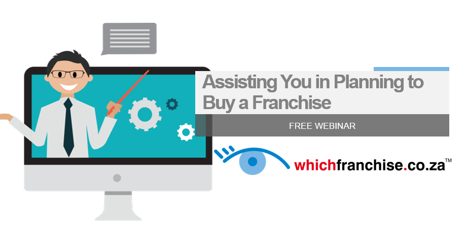 FREE WEBINAR Assisting You in Planning to Buy a Franchise