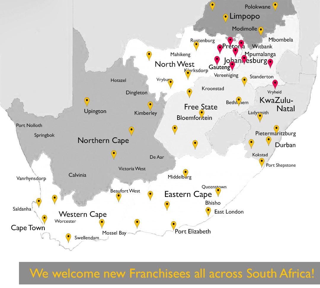 Rosella Location Map
