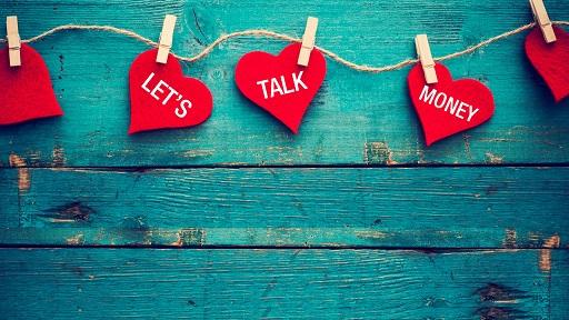 Lets talk money hearts
