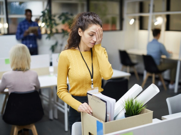 Women losing jobs covid